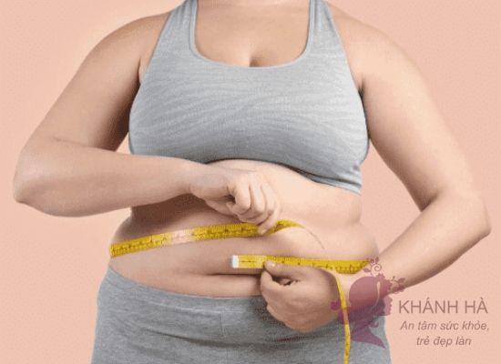 Cách giảm béo mỡ bụng