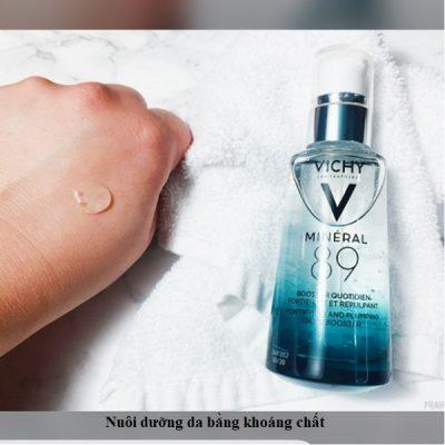 vichy mineral 89 serum dưỡng da 50ml