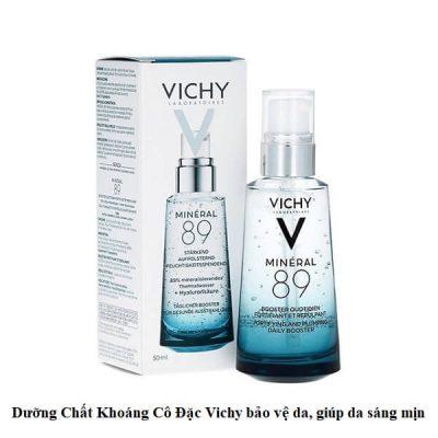 bảo vệ da Vichy mineral 89