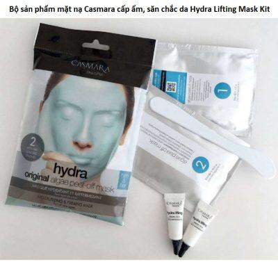 [REVIEW] Mặt nạ cấp ẩm, săn chắc da Hydra Lifting Mask Kit Casmara Có Tốt Không? Giá Bao Nhiêu? Mua Ở Đâu Chính Hãng?