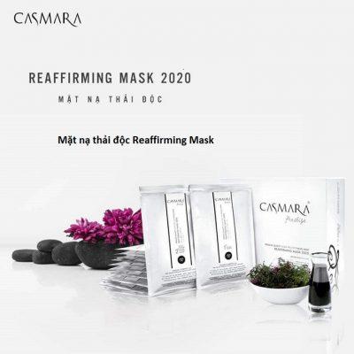 Mặt nạ thải độc Reaffirming Mask Casmara Có Tốt Không? Giá Bao Nhiêu? Mua Ở Đâu Chính Hãng?