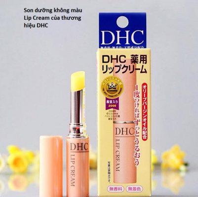 [REVIEW] Son dưỡng không màu Lip Cream DHC 10g Có Tốt Không? Giá Bao Nhiêu? Mua Ở Đâu Chính Hãng?