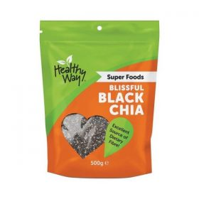 [REVIEW] Healthy Way Hạt Chia Đen Blissful Black Chia Seed 500G Có Tốt Không?