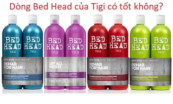 Dong Bed Head cua Tigi co tot khong