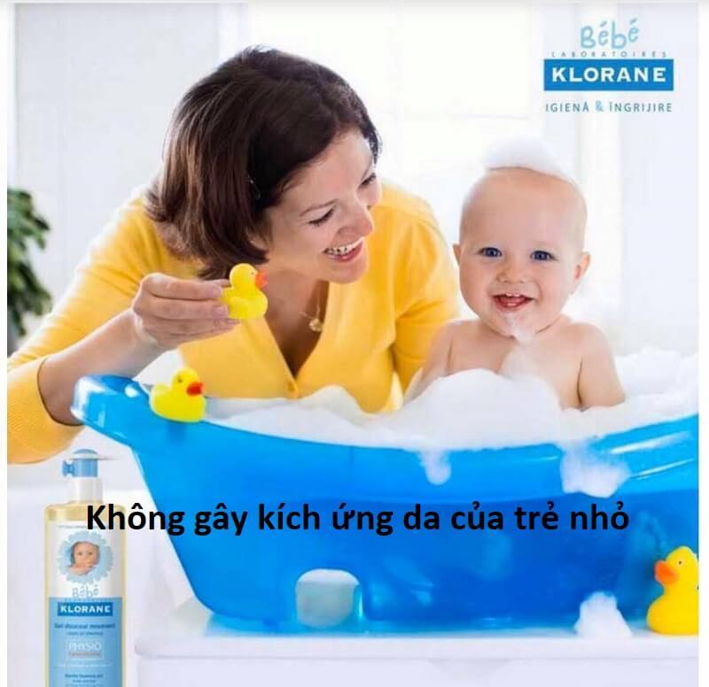 [REVIEW] Klorane Combo 2 Chai Sữa Tắm Gội Dịu Nhẹ Cho Bé Bebe 500ML Có Tốt Không?