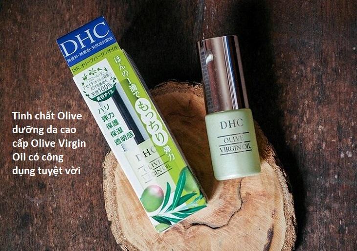 Tinh chất Olive dưỡng da cao cấp Olive Virgin Oil DHC 7ml Có Tốt Không? Giá Bao Nhiêu? Mua Ở Đâu Chính Hãng?