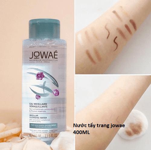 [REVIEW] Jowae nước tẩy trang Micellar Cleansing Water 400ml Có Tốt Không? Giá Bao Nhiêu? Mua Ở Đâu Chính Hãng?