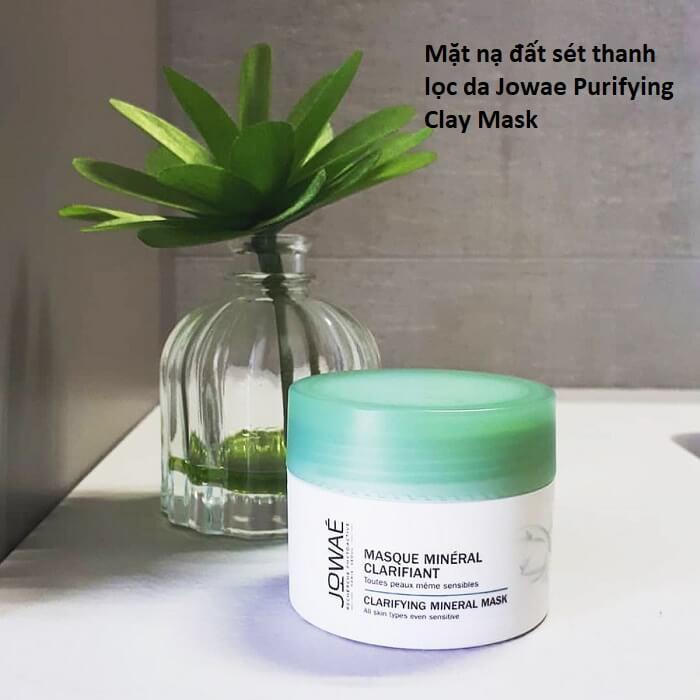 [REVIEW] mặt nạ đất sét thanh lọc da Purifying Clay Mask có tốt không? Mua ở đâu? Giá bao nhiêu?