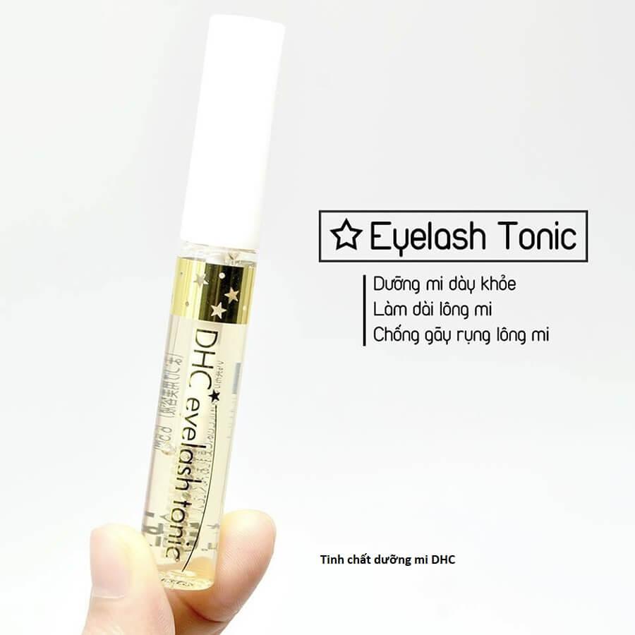 [REVIEW] Tinh chất dưỡng mi Eyelash tonic có tốt không? Giá bao nhiêu? Mua ở đâu chính hãng?