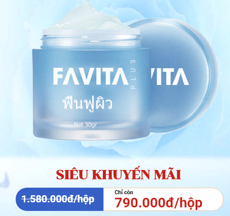 kem favita plus có tốt không